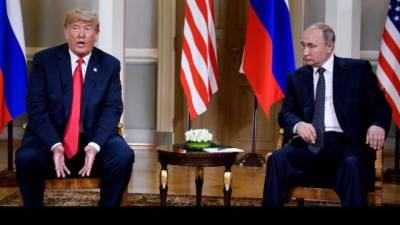 Vladimir Putin meets Donald Trump for a long awaited summit