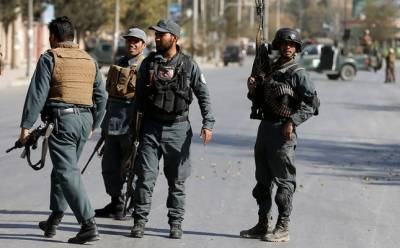 7 Afghan police personnel killed in Taliban attack