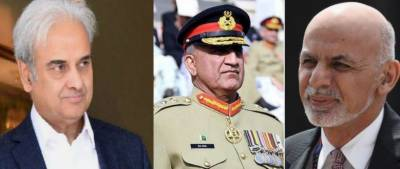 Afghan President assures Army Chief of enhanced border security measures