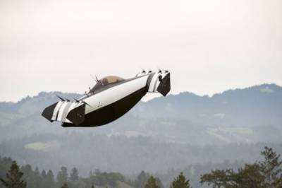BlackFly: US unveils new flying taxi