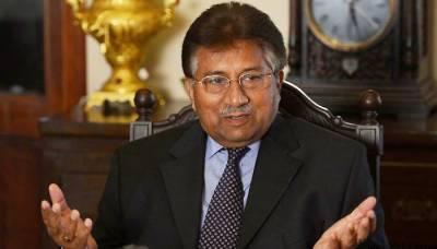 General (R) Pervaiz Musharraf in hot waters