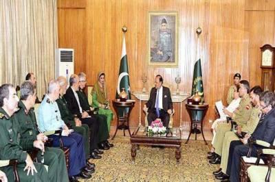 Pakistan Iran inch closer further