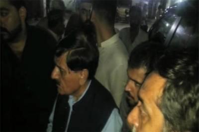 PML N leader survives assassination attempt