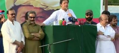 PML-N, PPP broke all records of corruption, incompetetence: Imran Khan