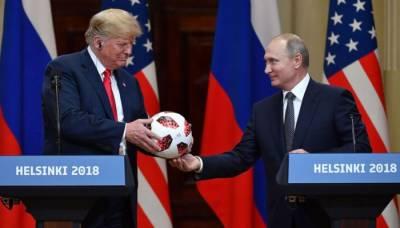 Russian President Putin gave a