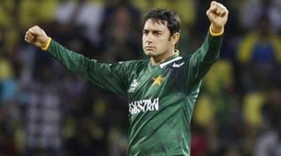 Saeed Ajmal announces support for this political party