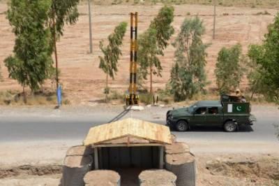 Two security personnel martyred in roadside blast in Mir Ali