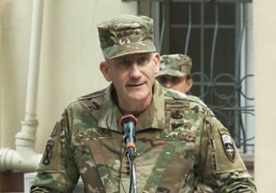 US Top General in Afghanistan refutes media reports