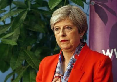 British PM Theresa May writes letter to caretaker PM of Pakistan