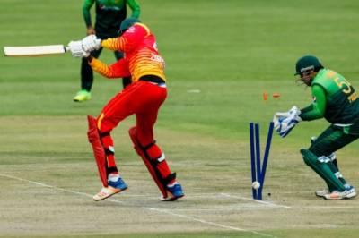 Faheem Ashraf's historic spell in Zimbabwe