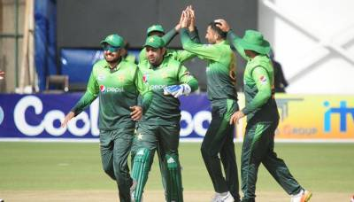 Faheem claims five-wicket haul as Zimbabwe all out for 67