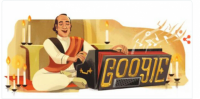 Google doodle honours Pakistan's legendary ghazal singer