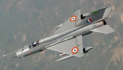 Indian Military fighter jet crashes, Pilot killed