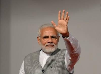Indian PM Narendra Modi in hot waters