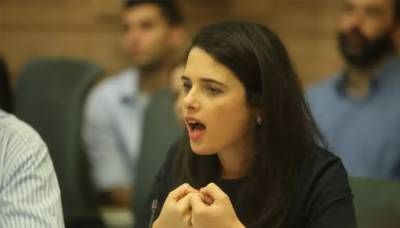 Israeli minister Ayelet Shaked to run for PM elections