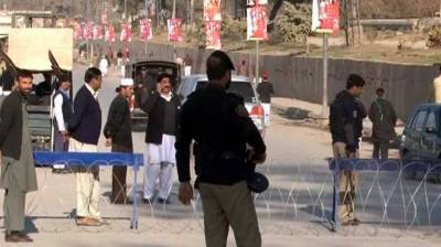 KP: Special security measures being taken for elections