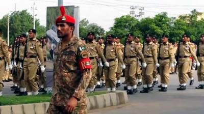 Pakistan Army passing out parade held at Artillery Centre