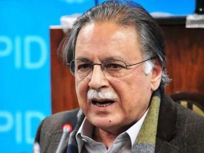 Pervaiz Rashid demands swift decision on appeals against Avenfield verdict