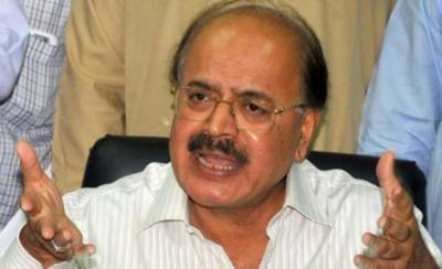 PPP leader Manzoor Wasan gets the worst blow