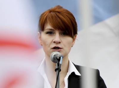 Russian female agent arrested in US