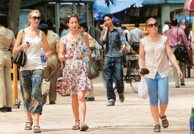 Russian female tourist sexually assaulted in India
