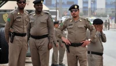 Saudi Police busts gang of three Saudi and two Pakistani nationals