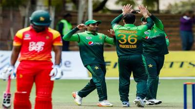4th ODI: Pakistan to face Zimbabwe on Friday