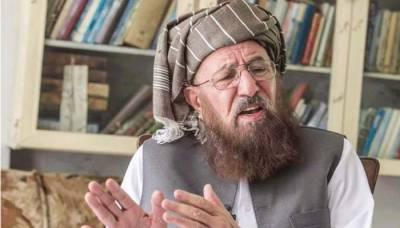 Difah e Pakistan Council Chairman Moulana Sami ul Huq responds over US offer of direct talks with Taliban