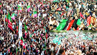 Election campaign continues in Punjab