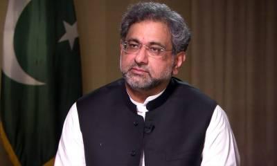 Elections' Transparancy has become controversial: Khaqan Abbasi
