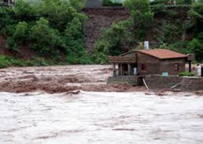 Flash flood affects 5 residential accommodations in Ghizer