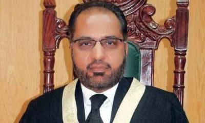 IHC Justice Shaukat Aziz Siddiqui grills ISI