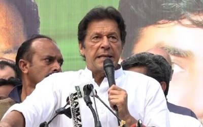 Imran Khan accuses KP caretaker CM of being partial