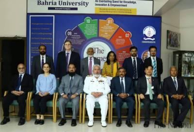 International workshop on maritime held in Karachi