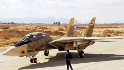 Iran makes history by overhauling US delivered pre revolution era F 14 fighter jets