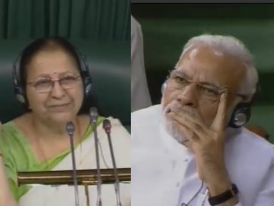Lok Sabha speaker accepts no-confidence motion against Modi govt