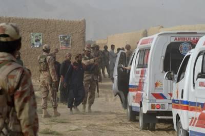 Major breakthrough in Mastung and Peshawar suicide attacks cases: Sources