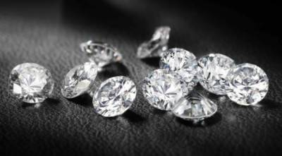 Massive diamond cache uncovered below earth surface