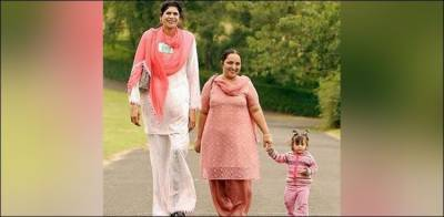 Pakistan's tallest woman and record holder of Guiness Book of World Record dies at age of 46