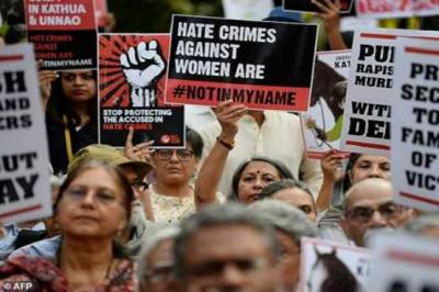 Russian female tourist gang raped in India, thrown away naked
