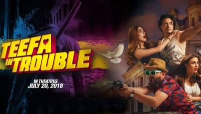 'Teefa in Trouble' is first Pakistani film to be released in 25 countries, including Russia