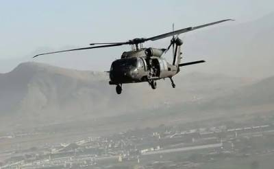 US Militarty helicopter injures atleast 22 soldiers at Army Base
