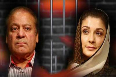 Who all met Nawaz, Maryam in Adiala Jail today?