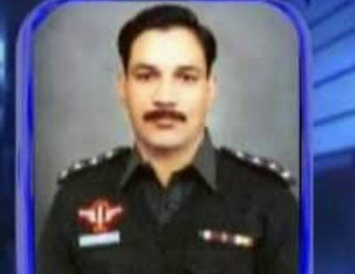 Who is Inspector Abid Boxer?