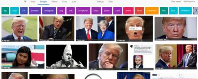 Why Google thinks Donald Trump is an