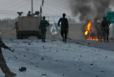 13 civilians killed in Afghanistan