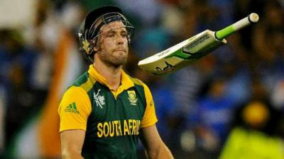 AB devilliers in hot waters over controversial ad