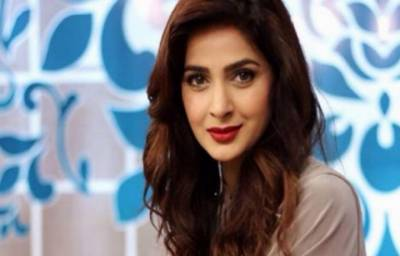 Actress Saba Qamar in hot waters