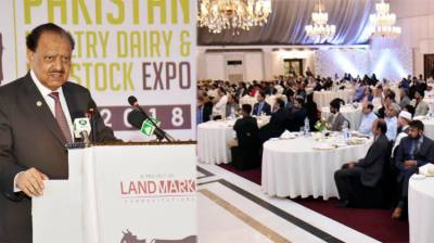 Agriculture economy provides vast opportunities: President