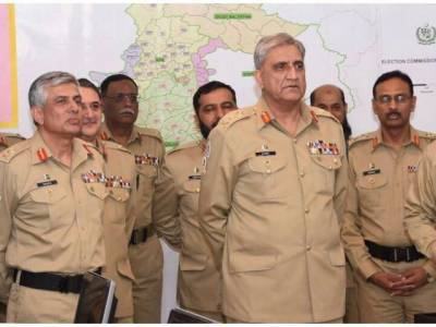All efforts being made to enable people freely exercise democratic right: COAS
